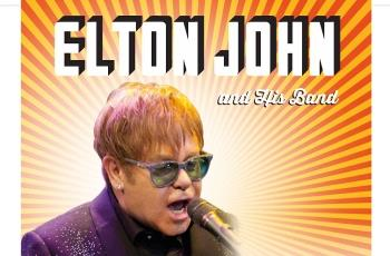 Elton John will give a concert in Barcelona!